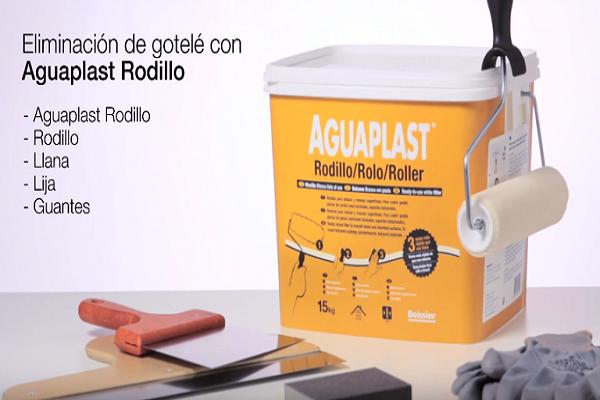 aguaplast-rodillo