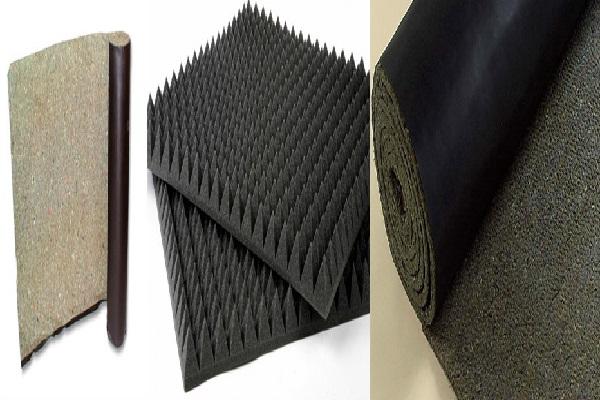 Materiales para insonorizar una habitación | ERIB R- Alvarez